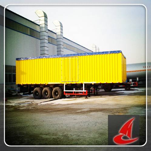 Bulk Grain/Food Carrier from China