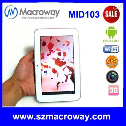 Factory directly sale Android oem tablet pc MID103