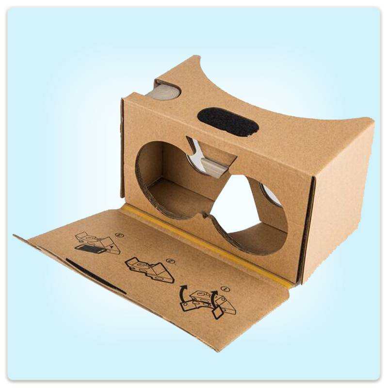 2015 Newest google cardboard v2.0