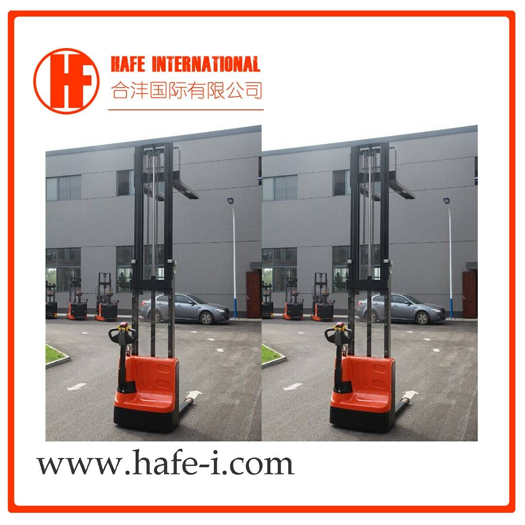 1ton 1t 3m Economic Electric AC forklift truck