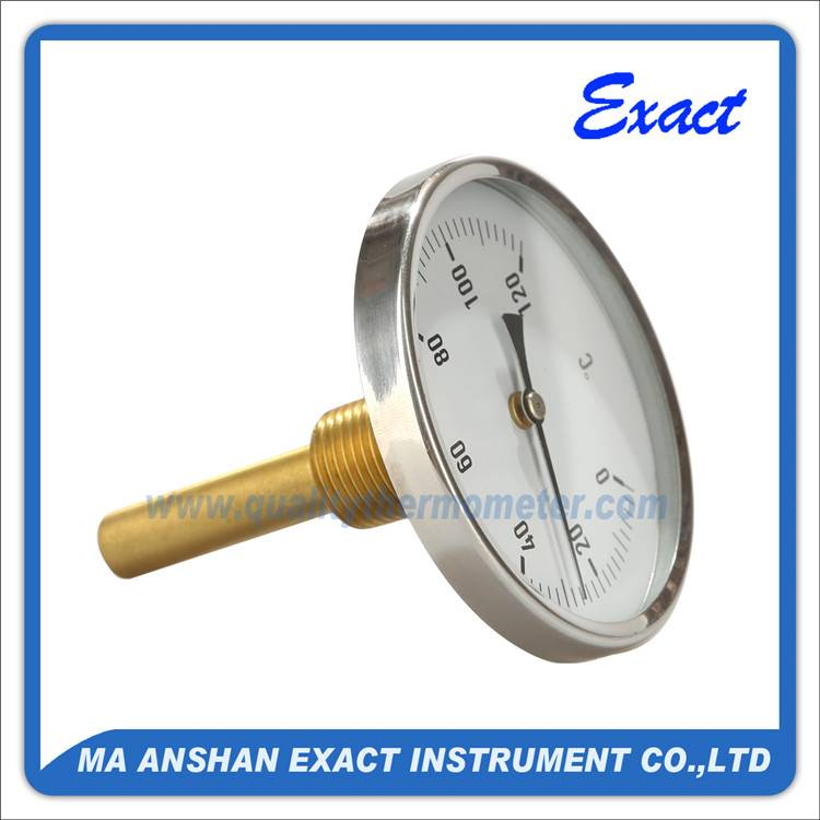 boiler temperature gauge