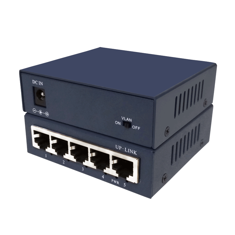 10/100Mbps Ethernet Switch