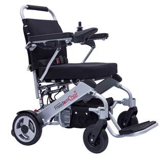 Brushless motorized electric power wheelchair