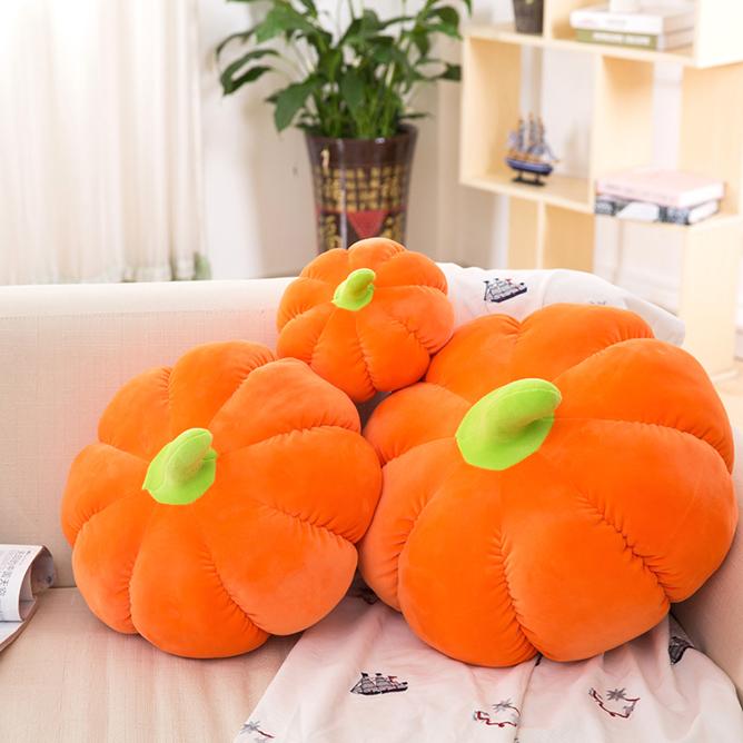 Pumpkin pillow pumpkin soft toys pumpkin cushions DS-CH001