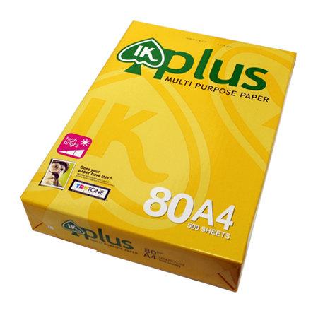 IK Plus Copy Paper A4 80GSM