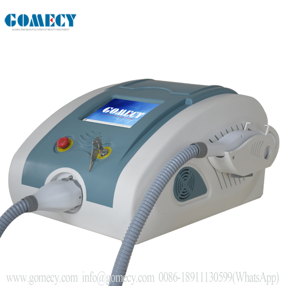 Beuty salon products IPL SHR laser hair removal machien IPL depilation portable house use