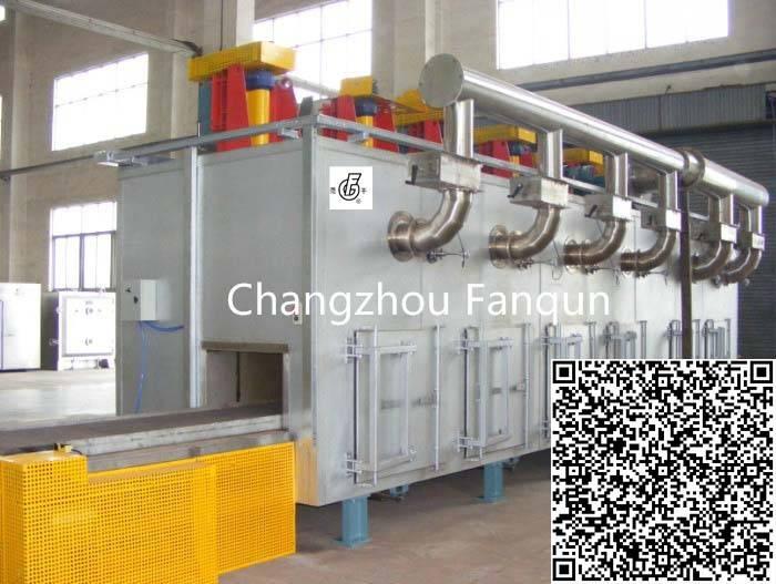 Changzhou Fanqun WL Belt Calciner