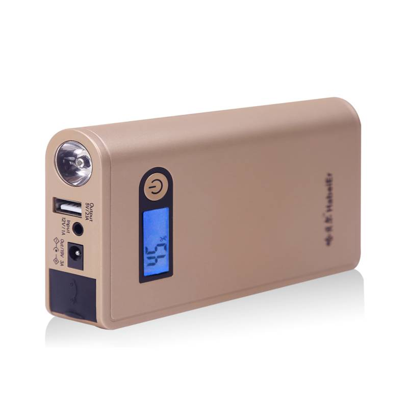 Mini multi-function car jump starter power bank