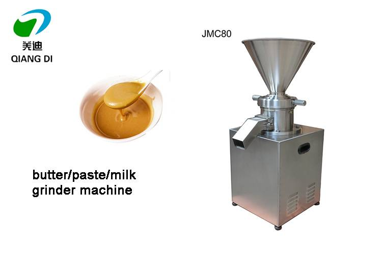 commercial peanut butter/tahini/cashew nuts butter grinding machinie