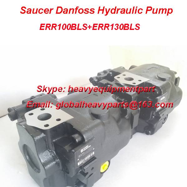 sauer danfoss daikin japan tandem pump ERR100+ERR130