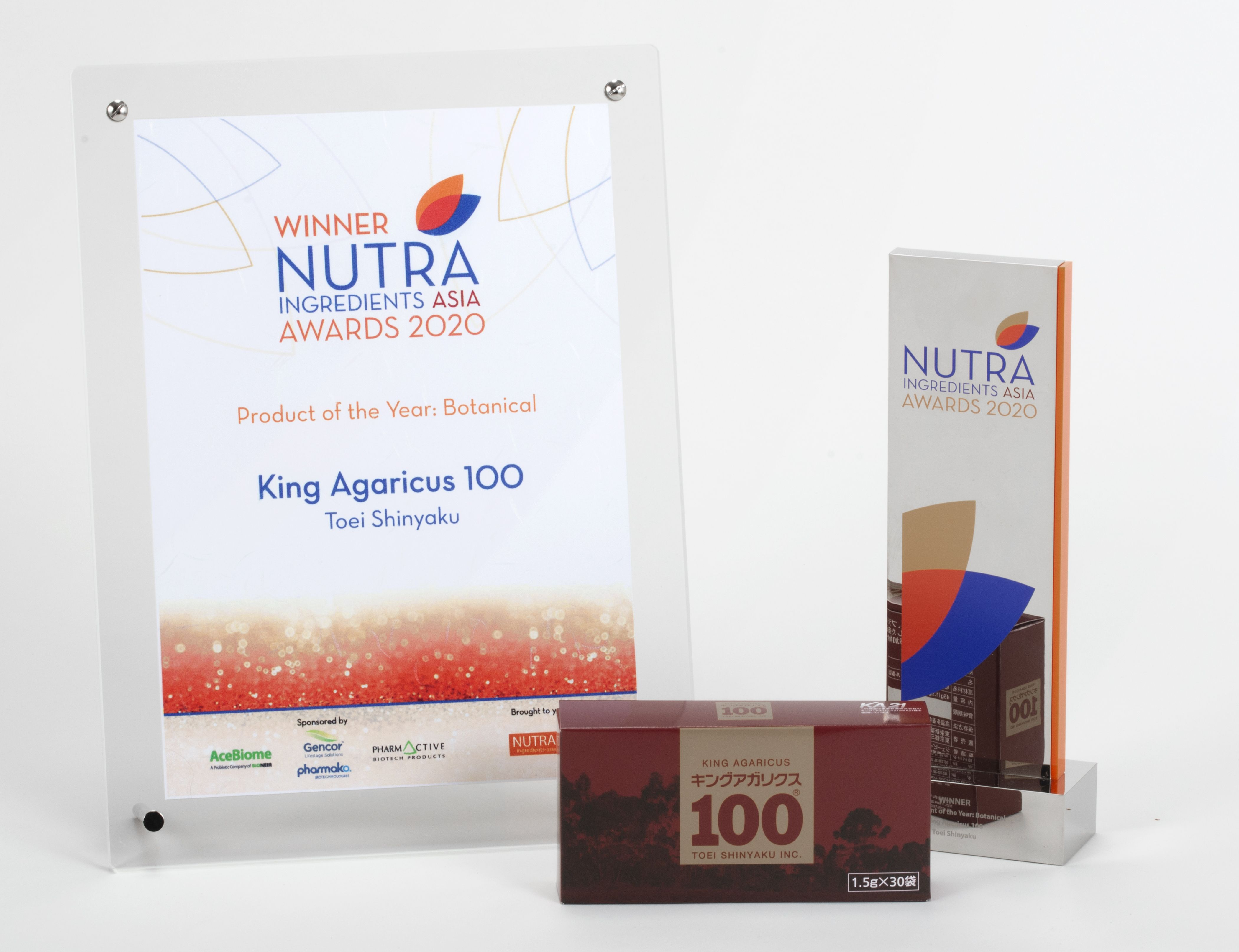 Immune Booster, King Agaricus 100