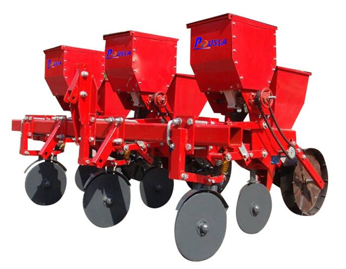 high presicion corn planting machine