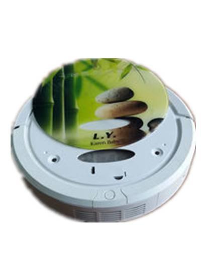 IR Remote Control Wet Dry Intelligent Robotic Vacuum Cleaner with Smart Sensor