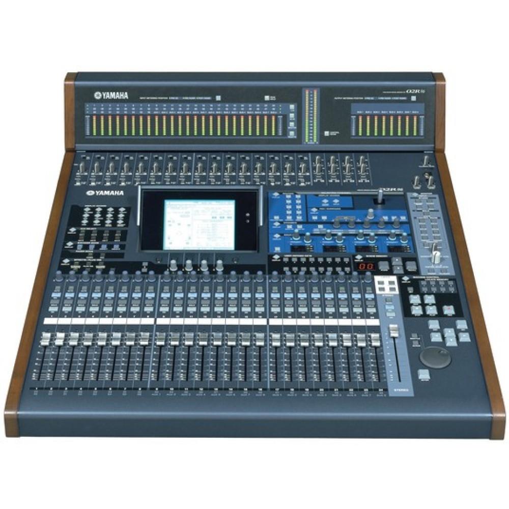 02R96VCM 56-Channel Digital Mixer - 24-bit/96kHz