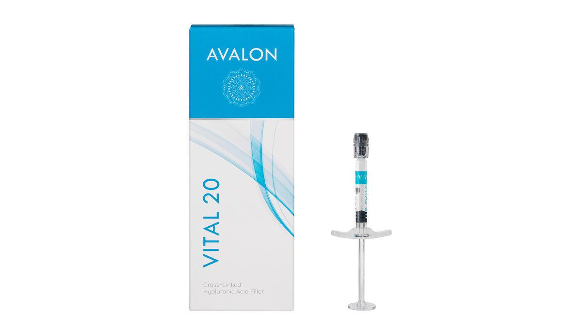 Hyaluronic Acid Korean Product Avalon Vital 20