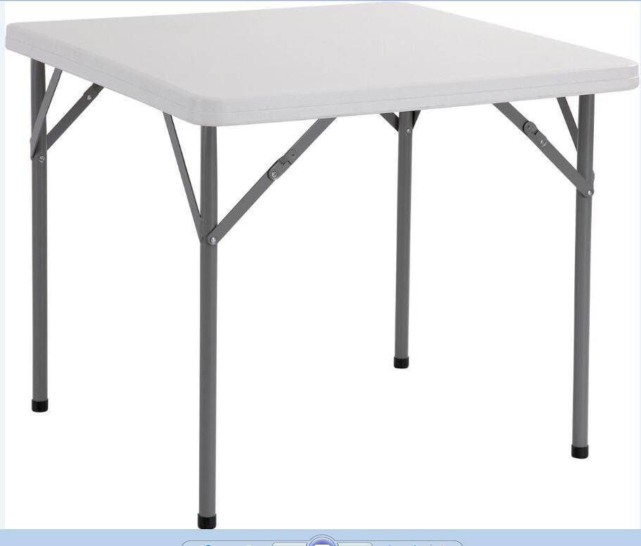 86cm Outdoor Square Table