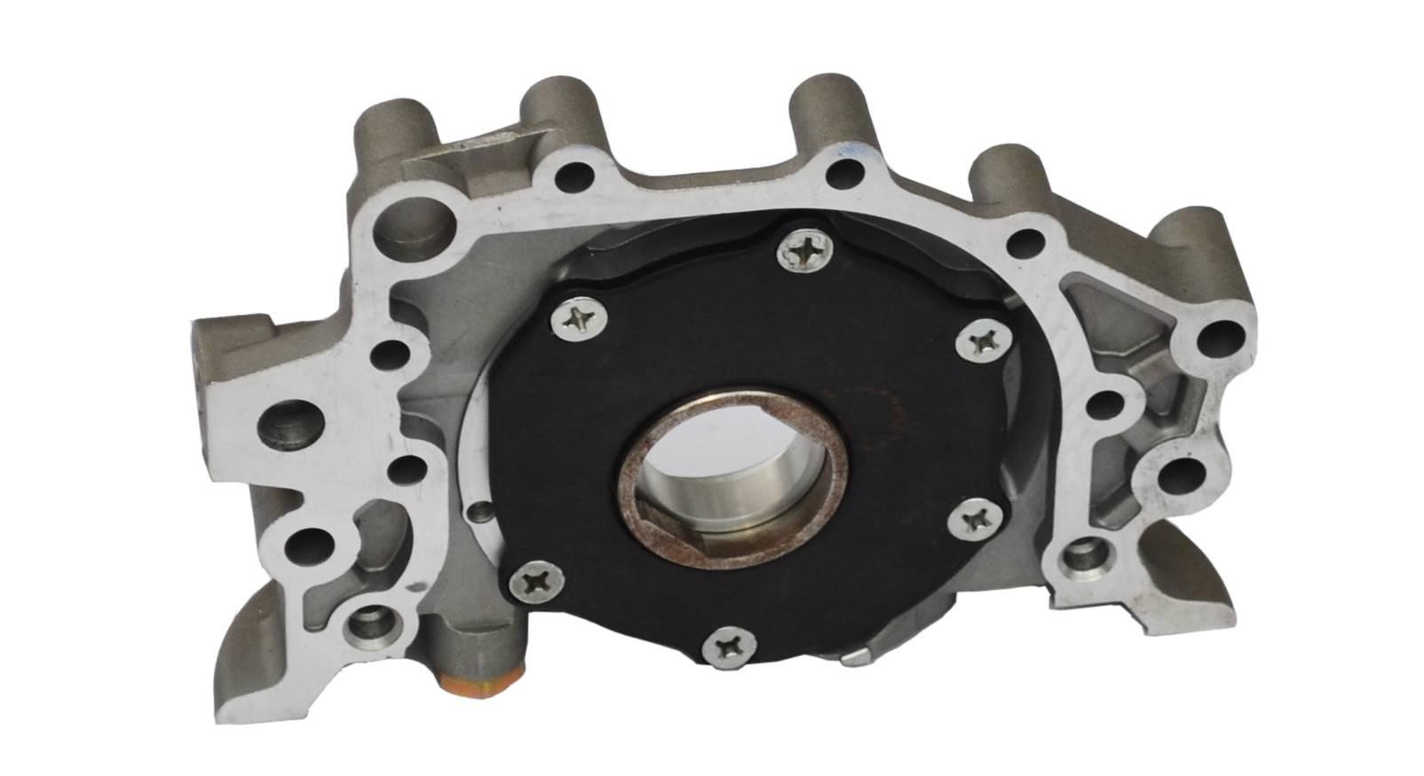 aluminum die casting oil pump for auotmobile