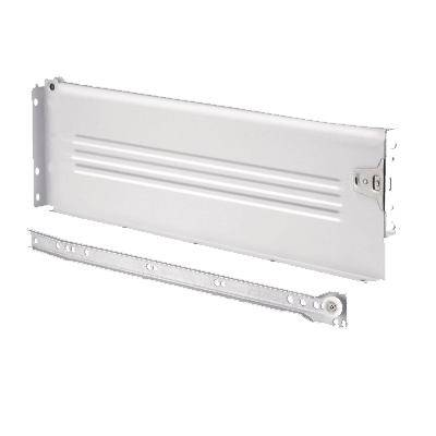 86mm width FVG Metal box drawer runner, made in China