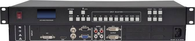 Speedleader LVP502 LED Video Processor