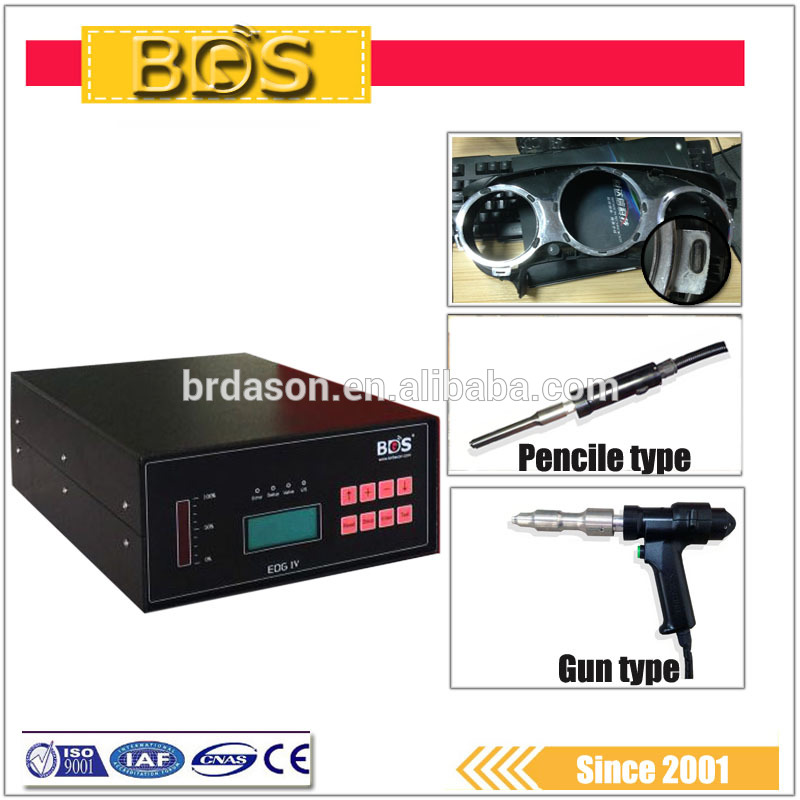 35KHz High Power Hand Held Ultrasonic Plastic Welding Machine with CE in Mexico