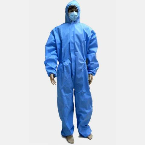 Disposable Nonwoven Coverall/Medical coverall/Disposable Protective Coverall