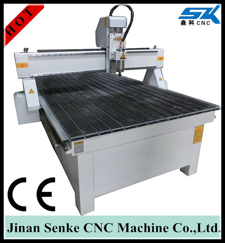 China shandong professional factory and competitive price cnc routers cutting wood