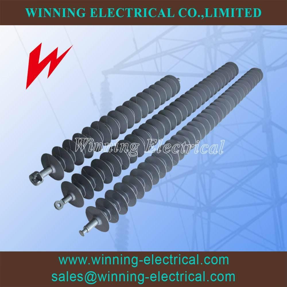 Transmission 245kV-765kV Long Rod Suspension Insulator
