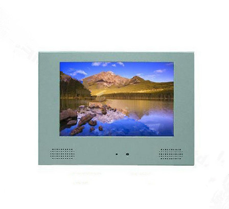 9 inch LCD advertising Display instore TV advertising screen