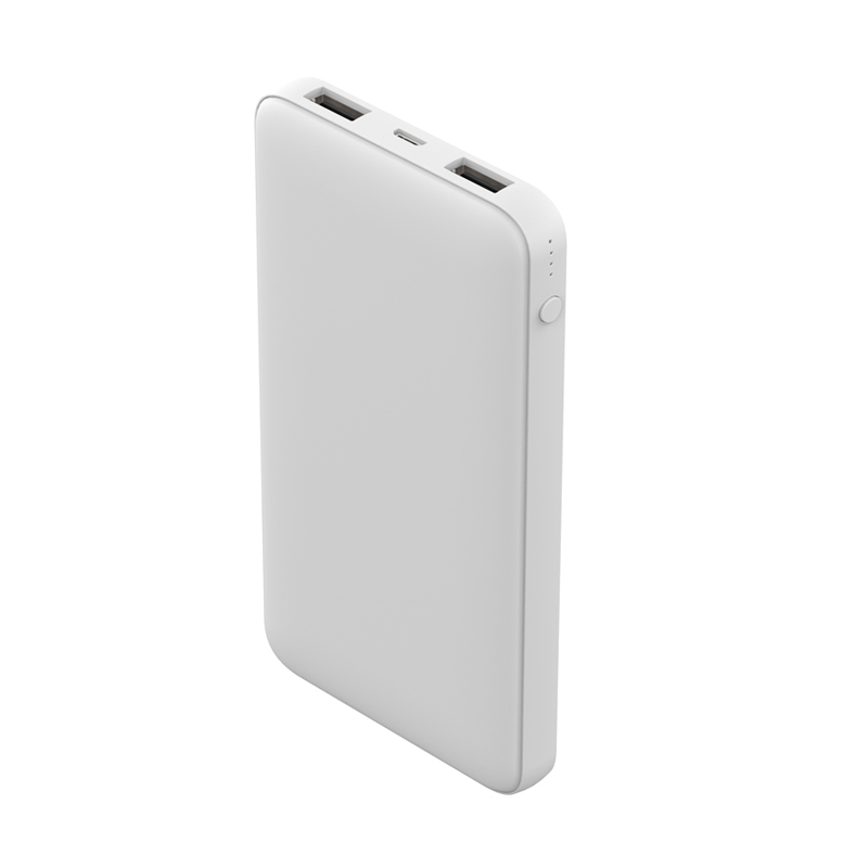 External Portable Battery 10000mah ultra-thin power bank