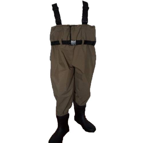 70D nylon PVC waders for fishing