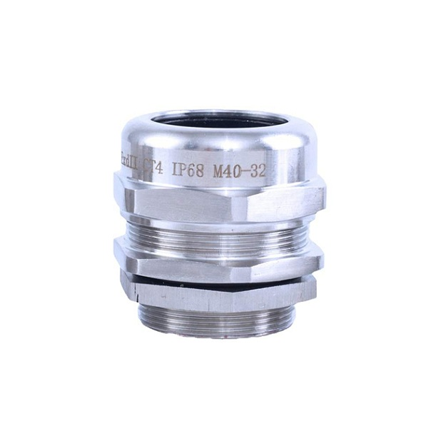 Explosion-proof Brass Cable Gland Metric/PG Thread Type