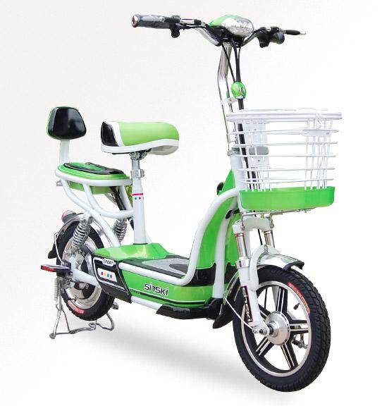 Hidden Battery Electric Bicycle