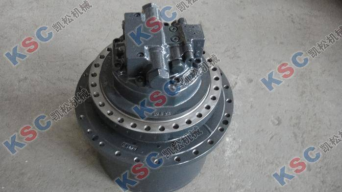 excavator final drive assy