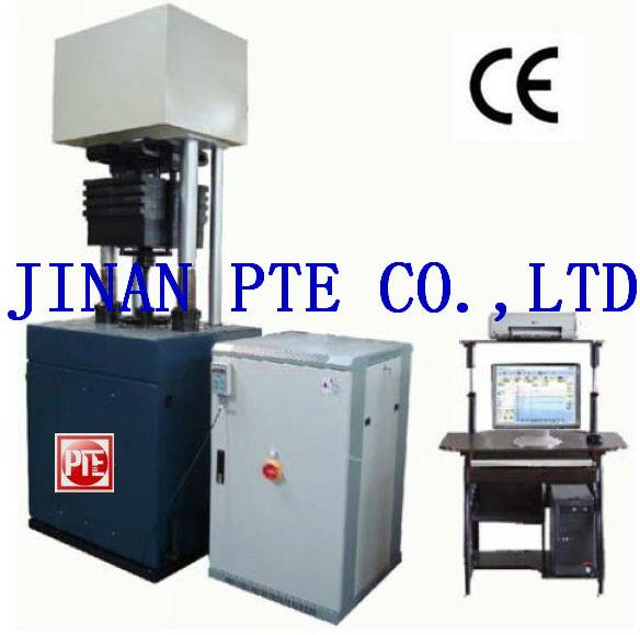 PLG  Computer Control Resonant High Frequency Fatigue Testing Machine