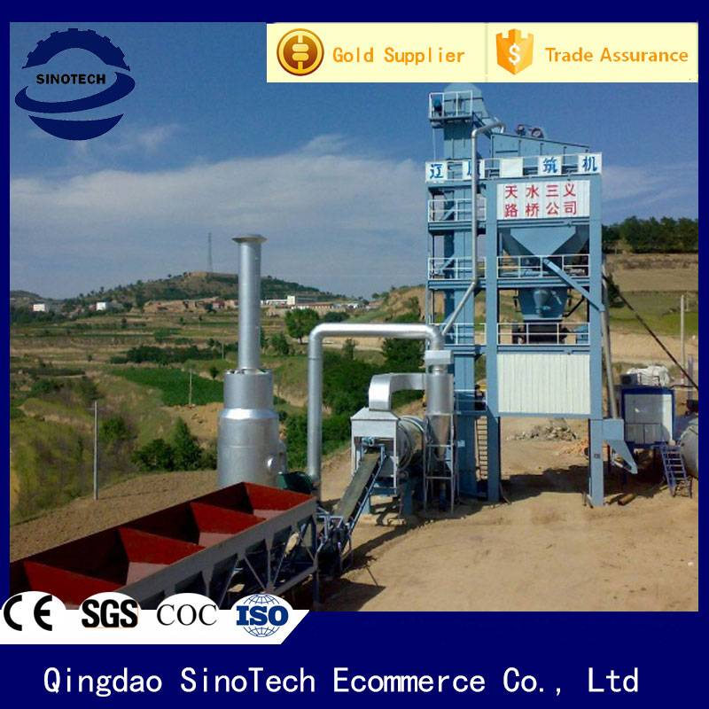 LB1000 Asphalt Batch Mixing Plant