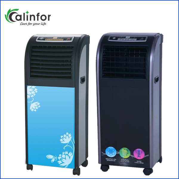 Beautiful design air cooler with strong wind