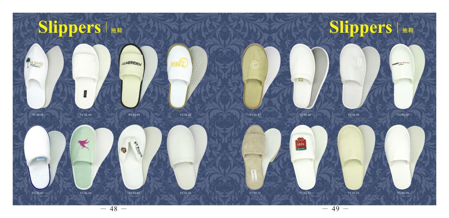 best selling hotel slipper