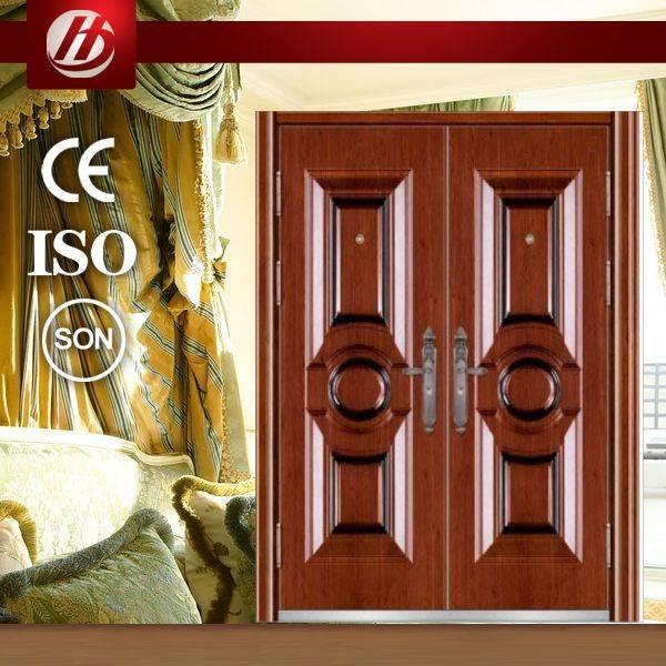 double steel entry doors