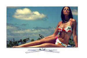 Home Frameless 3D Smart LED TV
