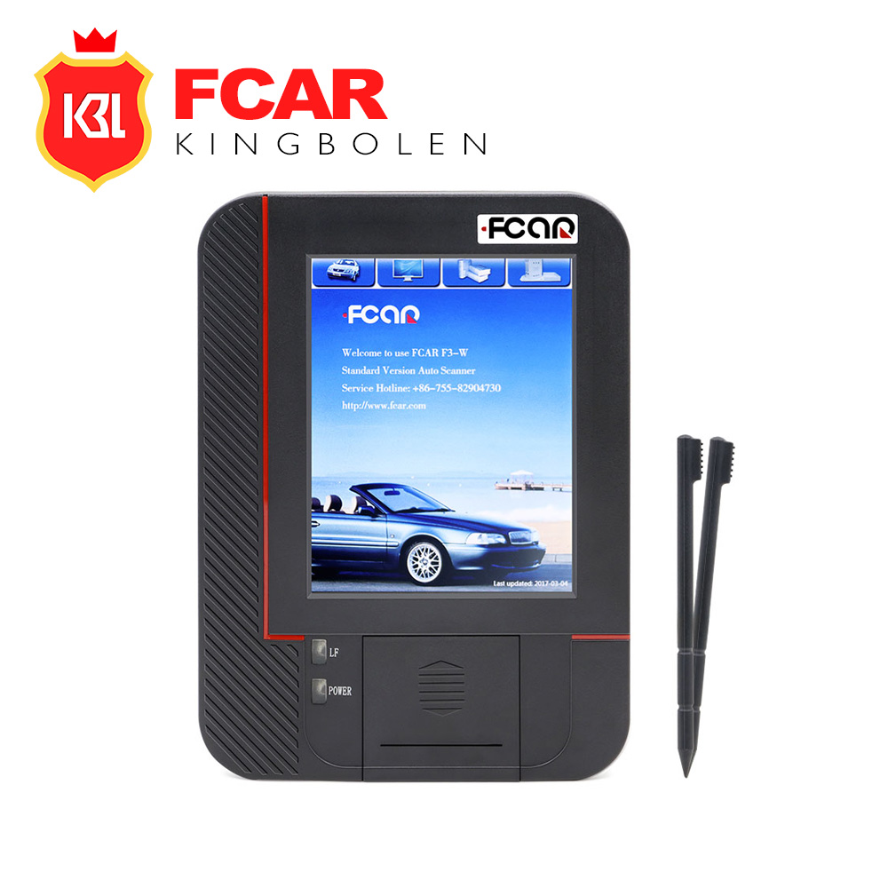 2017 New Original Fcar F3-M full set car diagnostic tool F3M supports Russian/English/German