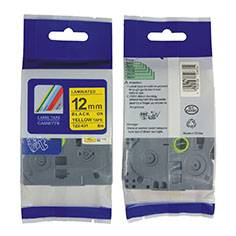 TZe-631 compatible Brother TZe-631 label for Brother label printer