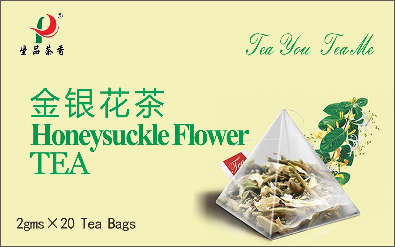 Chinese Healthy Herbal Honeysuckle Flower Tea bag
