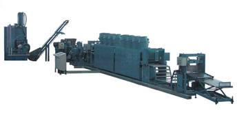 Synthetic Resin Board Production Line