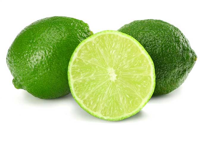 Fresh Yellow Lemon/lime