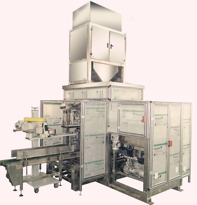 GFCK25-G Automatic Bagging Machine