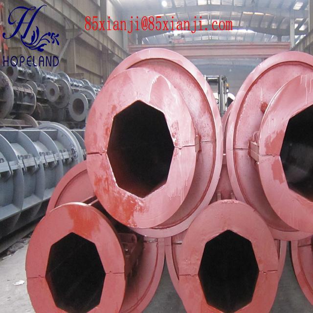 Pre-stressed Concrete Spun Pole Production Line