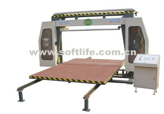 Computerized Foam Horizontal Cutting Machine  (SL-HC)