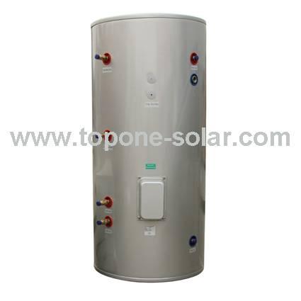Pressurized Hot Water Tank