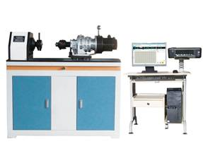 Microcomputer Controlled Torsion Testing Machine NDW