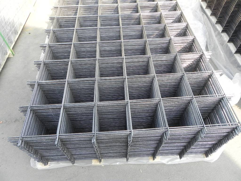 welded wire mesh panel /building wall mesh panel - Anping County ...